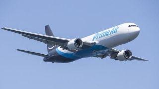 亚马逊拟建首个航空货运中心 创造2千就业机会