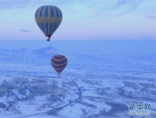 美哭了!白色童话王国的热气球之旅
