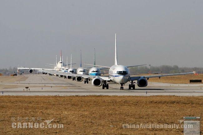 2017春节各大机场吞吐量排名 北上广超百万