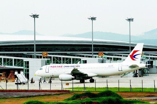日照机场今年飞行总量1.7万架次 通航快速增长