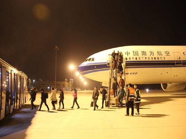 回顾2017年春运——吐鲁番机场做的那些事
