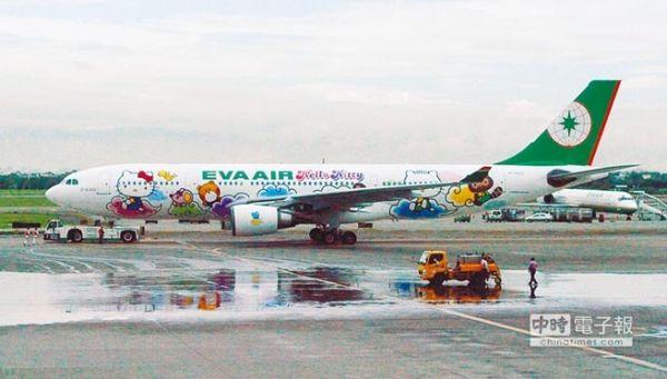 长荣航空4架Hello Kitty彩绘机预计上半年退场