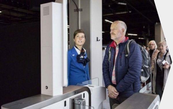 KLM在机场测试面部识别技术 旅客可刷脸登机