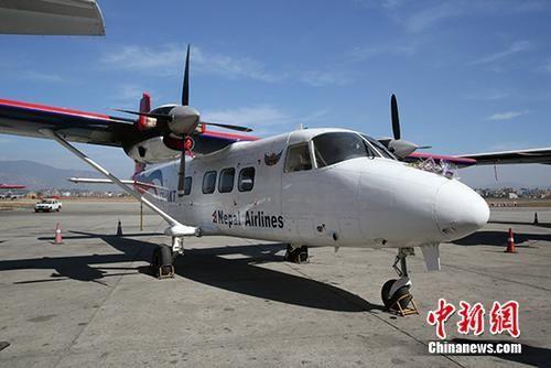 中國向尼泊爾航空公司交付兩架國產飛機