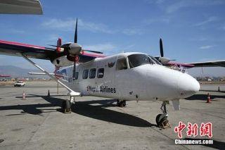 中国向尼泊尔航空公司交付两架国产飞机