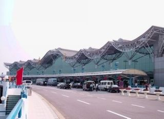 2016年江苏各民航机场货邮吞吐量