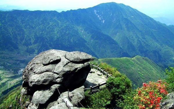 衡山将开通空中游览