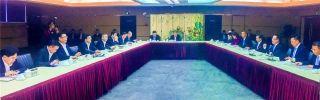 厦航领导赴广州拜会民航中南局和南航集团