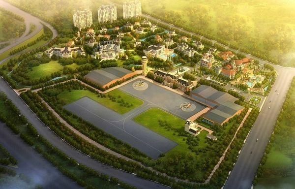 五大路径发力中国通航产业园建设供给侧改革