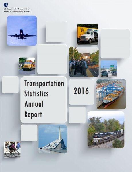 美运输部发布2016全行业数据 通航方面不乐观