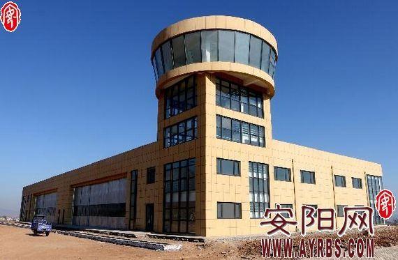 河南2017工作重点:加快林州、登封通用机场建设