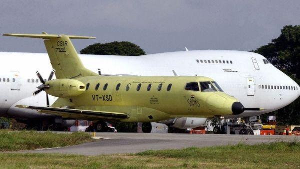 不甘落后中日!印度重启14座客机研发项目