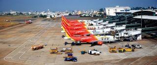 越捷航空2016年营业额超94亿港元