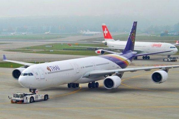 A340旧飞机成烫手山芋 泰国航空想办法脱手