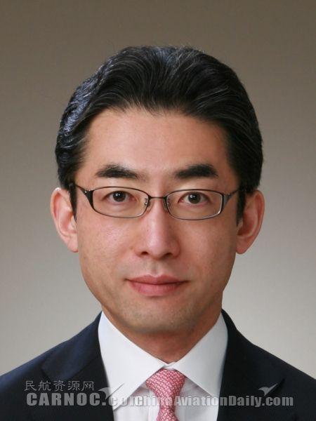 全日空航空公司宣布新任总裁兼首席执行官