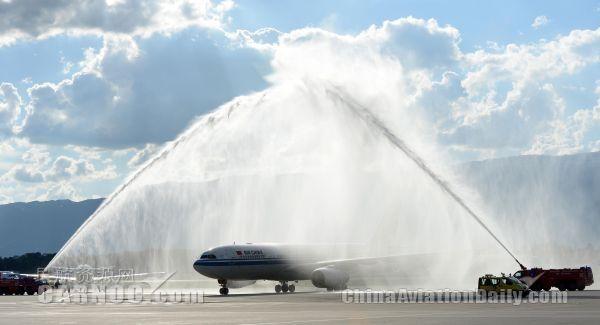 国航恢复瑞士苏黎世航线 每周4次