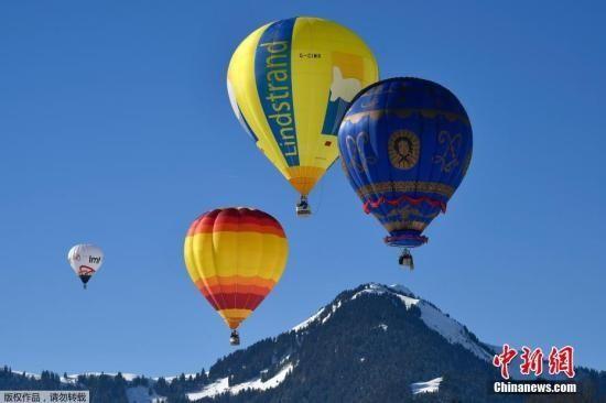 土耳其热气球观光发生意外 一丹麦游客坠落身亡
