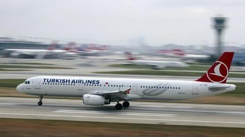 土耳其飞加拿大客机现炸弹威胁字条 人员疏散