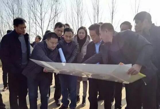 河南舞阳加快推进通用航空小镇、通用机场建设