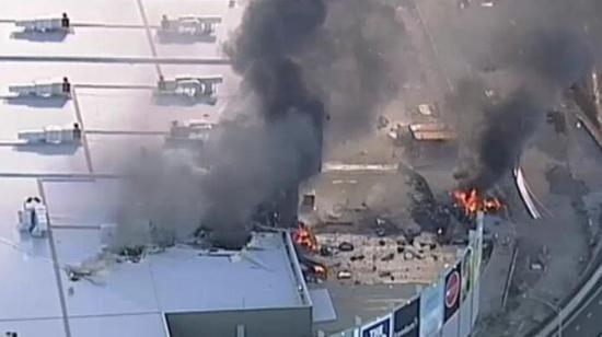 澳洲坠机事故全程视频曝光!遇难者身份揭晓