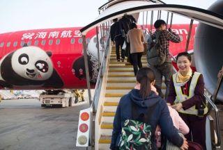 2017春运海南航空累计执行航班近三万班次