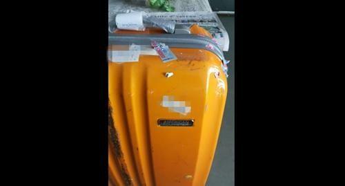 戏称行李箱有炸弹 马来西亚华裔男子在机场被捕