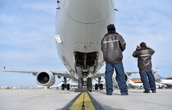 Ameco顺利完成国航春运航班保障工作