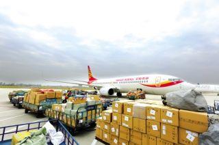 南京机场货运春运货邮保障任务圆满收官