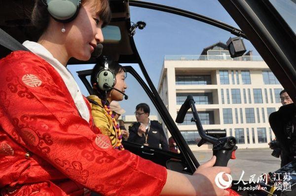 探访全国首批民用直升机藏族飞行员培训基地