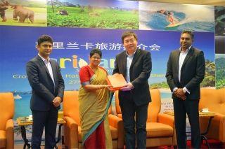 斯里兰卡旅游局携航企和地接社首次赴深推荐