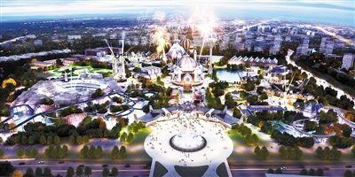 期待!全球首家航空主题乐园明年9月成都开园