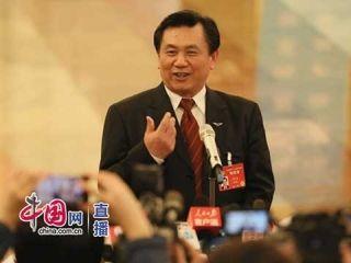 民航局长冯正霖:推动京津冀机场群差异化运营