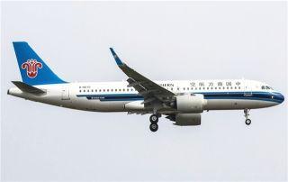 2月国内航司新入15架飞机 南航接3架A320neo