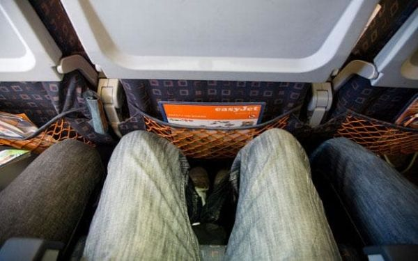 世道变了!英航短程航班腿部空间将比瑞安还窄
