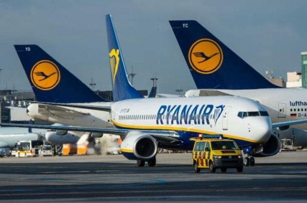 为提高准点率 瑞安每天将取消多达50架航班