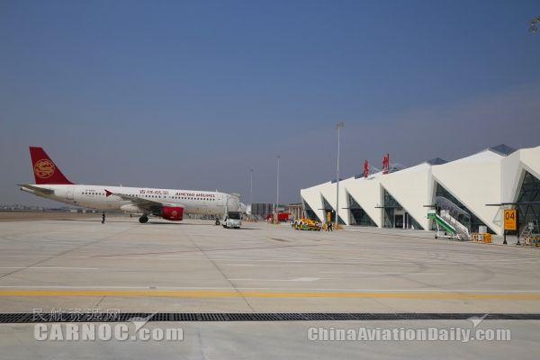 惠州机场将新增南京、贵阳航线