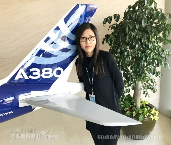 设计飞机七年 她迎来更加沉淀的自己