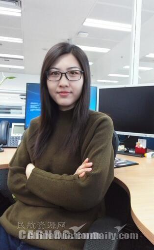 王利娟生活照。