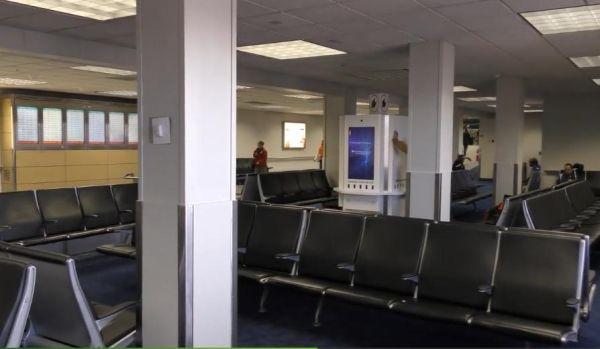 机场航站楼E候机区