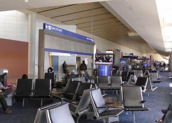 航站楼D候机区(1)