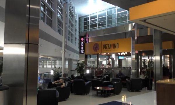航站楼D商务休息区