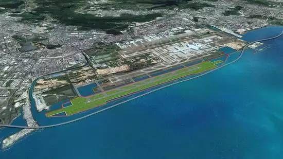 43.2亿 用海面积292.7万平!深圳机场又要填海了