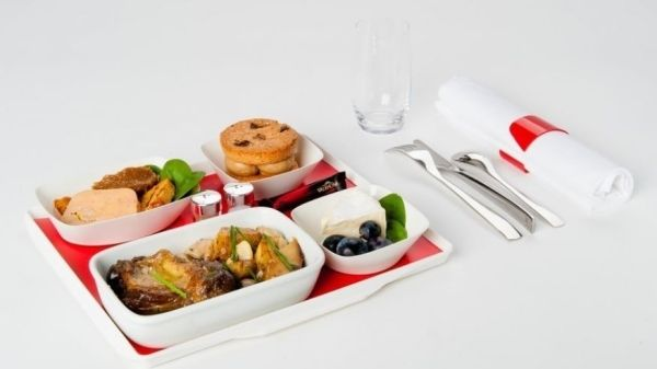 盘点那些在美国国内航班上提供免费餐食的航企
