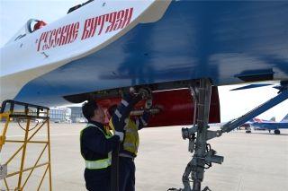 中国航油山西圆满完成俄罗斯战斗机供油任务