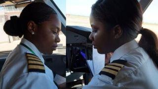 马拉维历史上首个全女性机组航班起飞