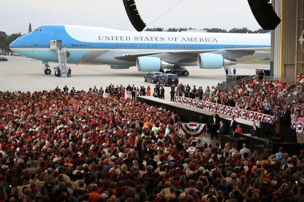 """除了""""空军一号"""" 美国总统机队还有这些秘密"""