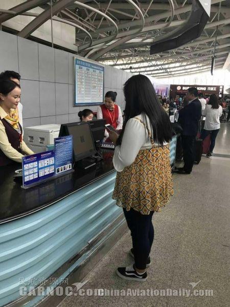 """三亚机场推出旅客维权""""轻松查""""服务"""