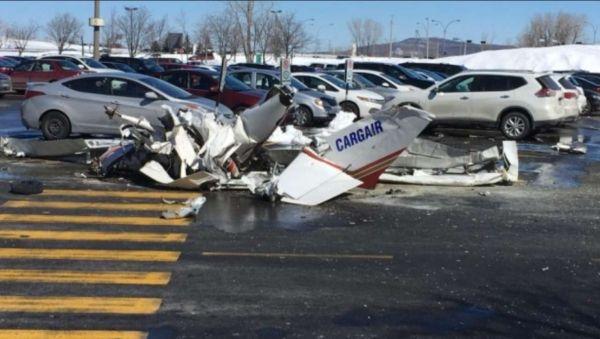 加拿大两小飞机相撞 两名中国飞行学员1死1伤