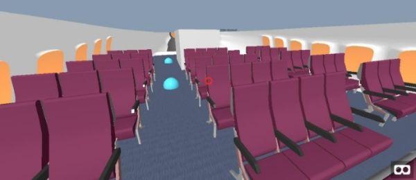 用VR选座?未来航空公司或可借助NDC做到