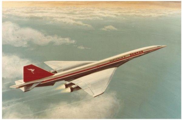 民航秘史:波音2707,一架比协和还要牛的飞机
